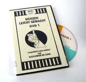 DVD Münzen - leicht gemacht Band 1