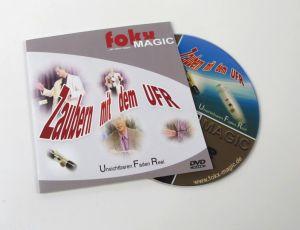 DVD Zaubern mit dem Unsichtbaren Faden Reel