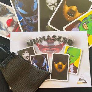Unmasked by Arkadio Jose & Solange