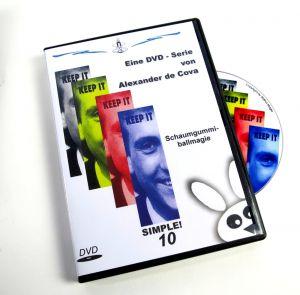 DVD Keep It Simple! Vol. 10 Schaumgummiballmagie