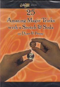 Scotch and Soda - Münzen und DVD