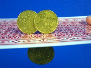 Mega-Münzendurchdringung