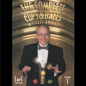 DOWNLOAD: Cups and Balls by Michael Ammar Vol. 1