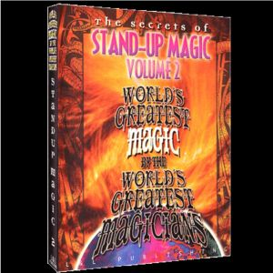 DOWNLOAD: Stand-Up Magic - Volume 2 (World's Greatest Magic)