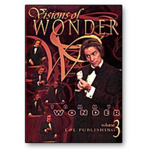 DOWNLOAD: Tommy Wonder Visions of Wonder Vol #3
