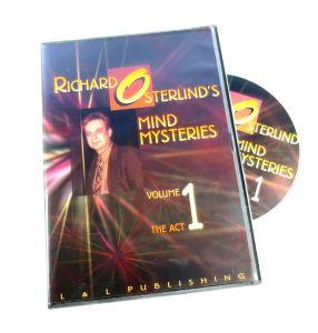 DVD Mind Mysteries Vol. 1 by Richard Osterlind