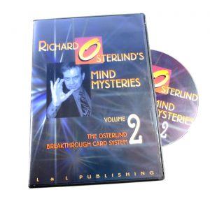 DVD Mind Mysteries Vol. 2 by Richard Osterlind