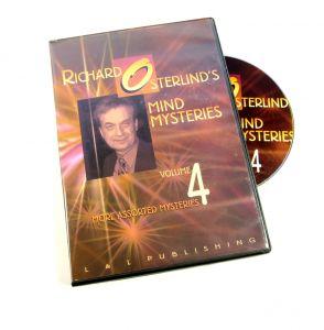 DVD Mind Mysteries Vol. 4 by Richard Osterlind