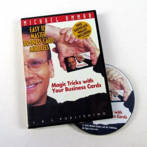 DVD Easy to Master Business Card Miracles