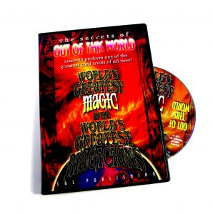 DVD Out of This World - World's Greatest Magic