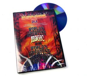 DVD Color Changing Deck Magic - World's Greatest Magic