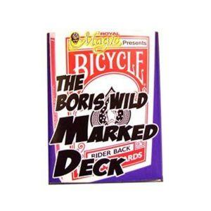 Boris Wild Marked Deck