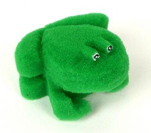 Sponge Frosch