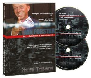 DVD Bewegt und Mental Angehaucht Vol. 1 von Jan Forster