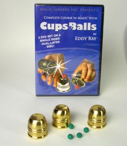 Cups and Balls Mini - Deluxe