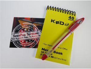 SvenPad™ KøD by Brett Barry - single  -