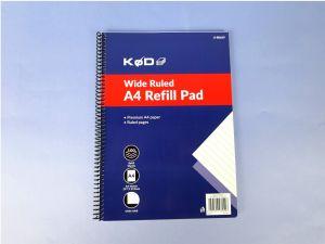 SvenPad™ KøD by Brett Barry - College Block DIN A4