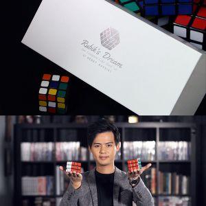 Rubiks Dream by Henry Harrius