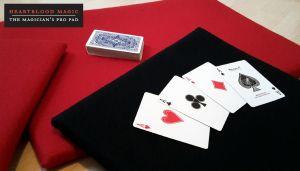 Magician s Pro Pad - groß - Heartblood Magic