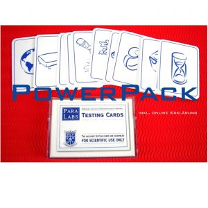 Picture Testing Card - POWERPACK - ParaLabs