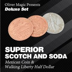 Superior Sotch and Soda Deluxe Set