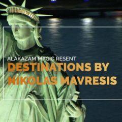 Destinations By Nikolas Mavresis (Poker Size)