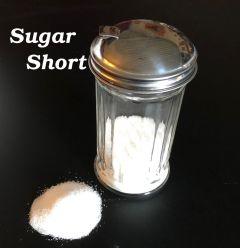 Sugar Short by Steve Dick