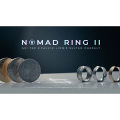 NOMAD RING Mark II by Avi Yap, Calvin Liew and Sultan Orazaly