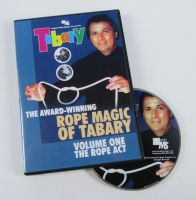 DVD Award-Winning Rope Magic of Tabary