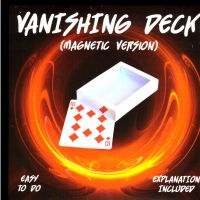 Vanishing Deck - magnetic -