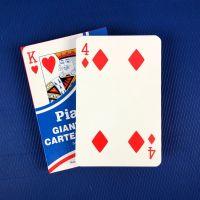 Piatnik Riesenkartenspiel (54 Blatt)