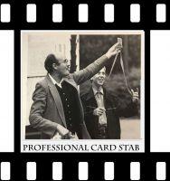 Professional Card Stab