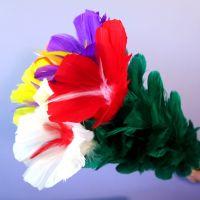Wachsender Blumenstrauß Super