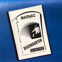 Riesenkarten von Marnac Seminarheft