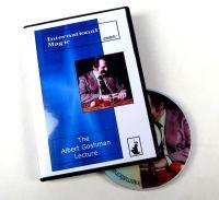 DVD Albert Goshman Lecture