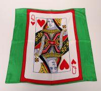 Kartentuch 45x45 cm