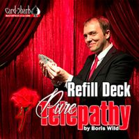 Pure Telepathie Refill - Boris Wild