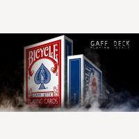 Bicycle Gaff Rider Back Playing Cards by Bocopo