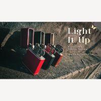 Light it up  X - black - by SansMinds