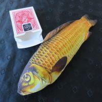 Fisch aus Smartphone