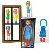 Selected Doll - Tora Magic