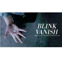 DVD Blink Vanish by Sansminds incl. Gimmick