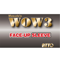 WOW 3 - Sleeve - by Katsuya Masuda
