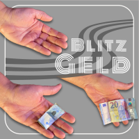 Blitz Geld by F-Magic