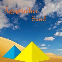 Ägyptischer Sand - 3 Farben
