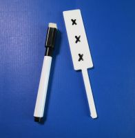 White Board Kelle inkl. Marker - Refill