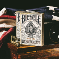 Bicycle - 1900 Playing Cards - Blue