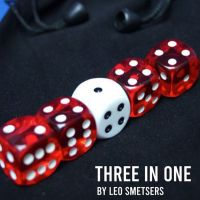 Three in One - Würfelset by Leo Smetsers