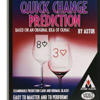 Quick Change Prediction by Astor Magic