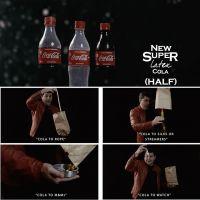 Super Latex Cola Bottle
